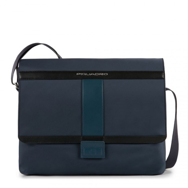 Messenger Piquadro CA3371w74 blu