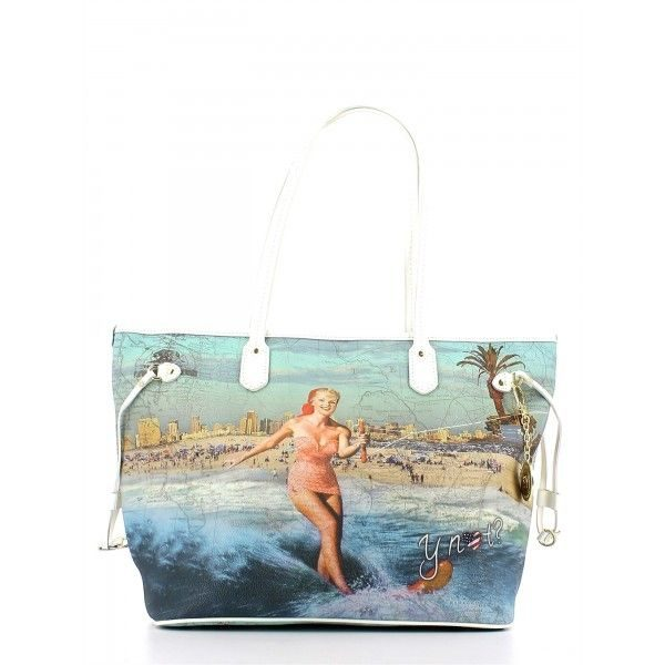 Shopping bag Y-NOT? D-336