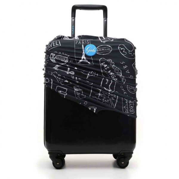 GABS G Carry Trolley cabina 4 ruote