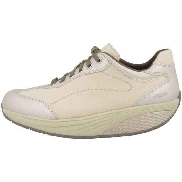 MBT PATA SNEAKERS NATURAL CANVAS