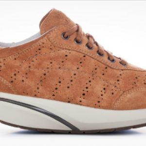 MBT PATA SNEAKERS TOBACCO