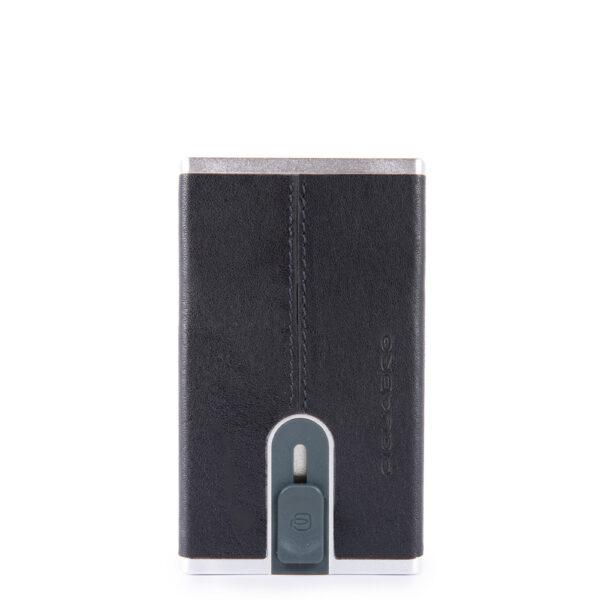 Compact wallet per banconote e carte Piquadro