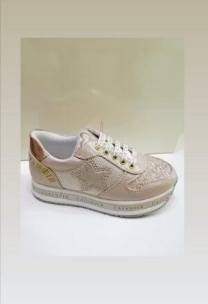 Sneakers platform Cafè Noir C1081